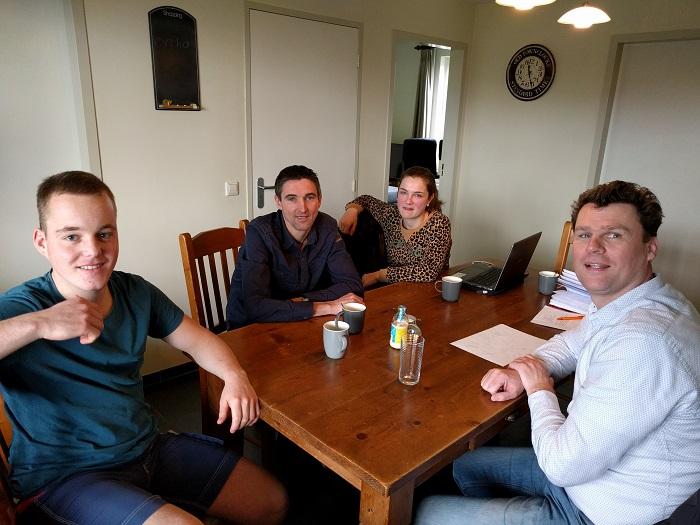 Interview met Varkenshouder Vermeer aan de keukentafel