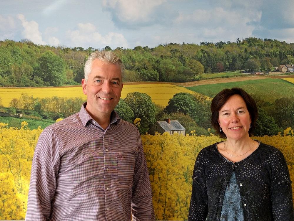 Frans Claassen en Nicole Vervaet MVO - HASblog - HAS Hogeschool
