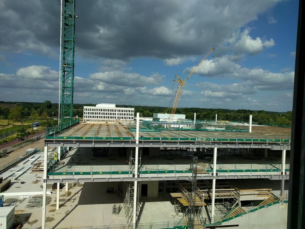 Nieuwbouw Unilever in Wageningen - HASblog - HAS Hogeschool