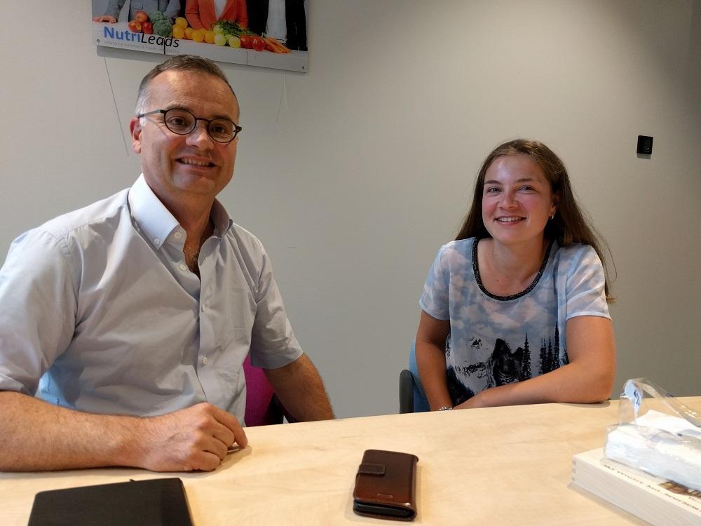 Ruud Albers en Anne Hendriks - HAS blog - HAS Hogeschool