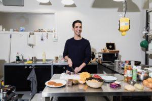 Michael Luesink wilde als kind altijd al kok worden - HAS Blog - HAS Hogeschool