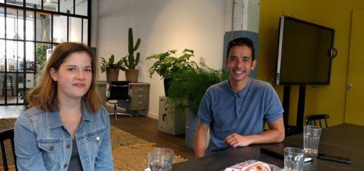 Rian Hanssen en Michael Luesink - HAS Blog - HAS Hogeschool
