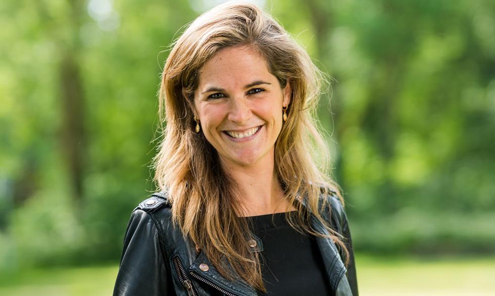 portret Kirsten van Coca-Cola Nederland